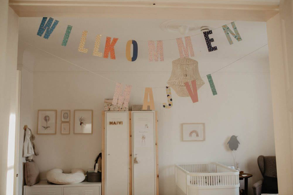 Newborn Homestory