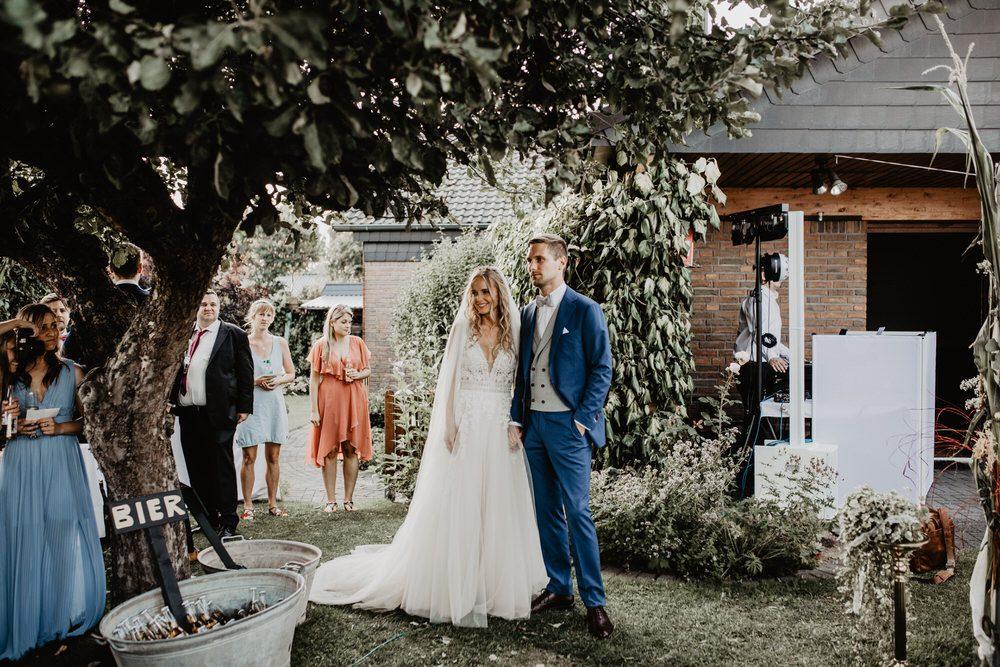 Hochzeit auf Schloß Tremsbüttel