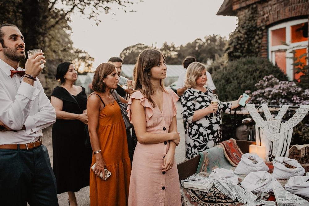 Hochzeit im Goldschätzchen